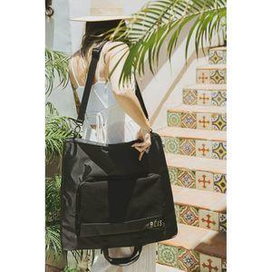 BEIS Travel Garment Bag Removable Adjustable Strap
